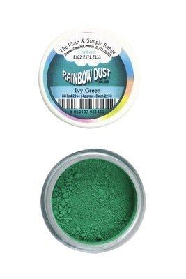 SALE!!! Rainbow Dust - Edible Dust Matt Ivy - Βρώσιμη Σκόνη Ματ Κισσός