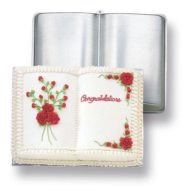 SALE!!! Wilton Baking Pan -OPEN BOOK -Ταψι Βιβλίο