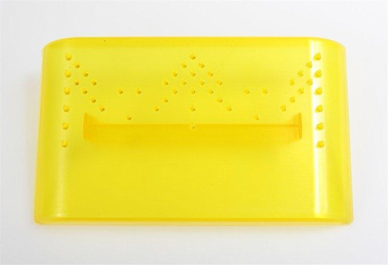 SALE!!! FMM - Press Ice Pattern 3 Drape - Ανάγλυφο Πατητήρι Διαφόρων Σχεδίων - 3τεμ/πακέτο - Περίπου 15εκ