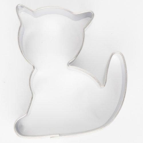 Cookie Cutter Cat Sitting Kitten 5cm - Κουπάτ Γατούλα Καθιστή - 5x4εκ
