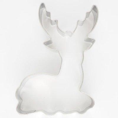 Cookie Cutter Deer/Reindeer 7cm - Κουπάτ Ελάφι/Τάρανδος - 7x5εκ