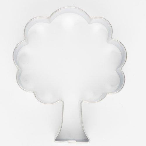 Cookie Cutter Tree 6cm - Κουπάτ Δέντρο - 6x5εκ