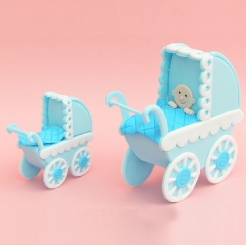 SALE!!! Patchwork Cutters - Pram Set - Κουπάτ Καροτσάκια Μωρού - 9.5 + 6εκ