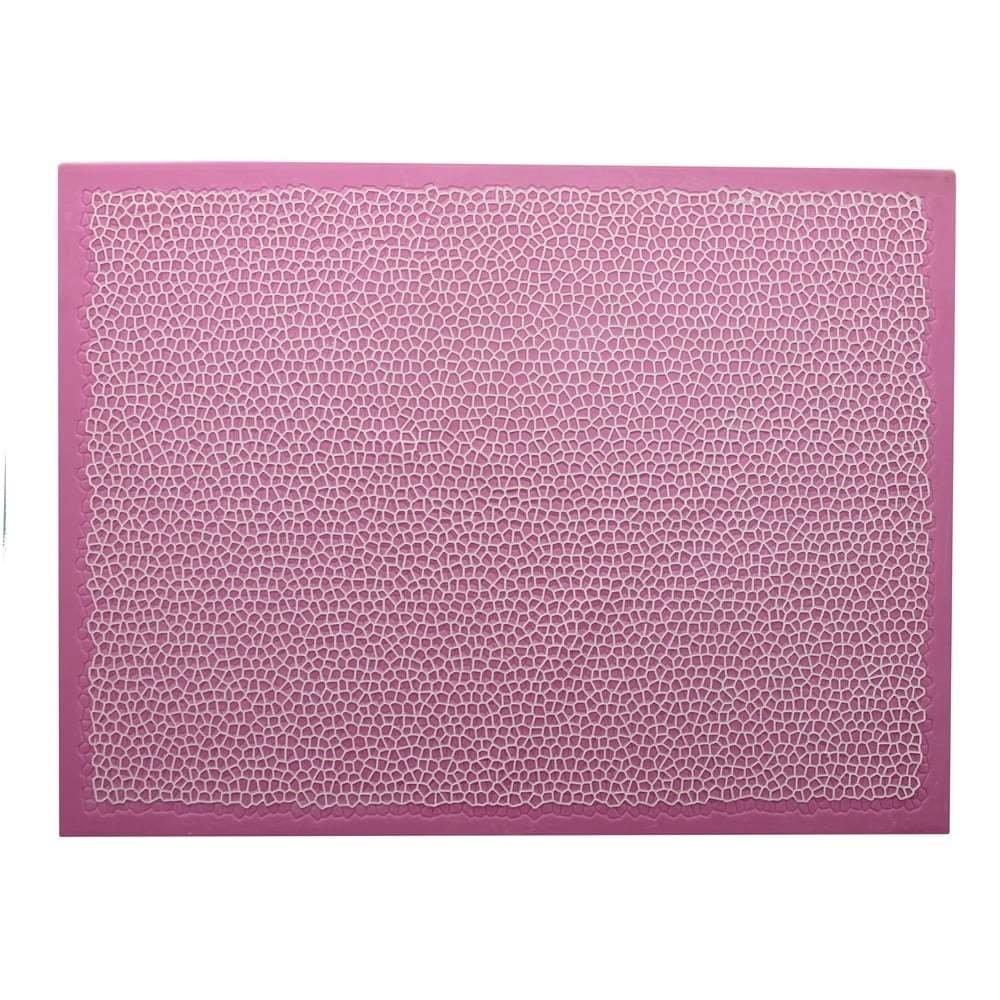 Claire Bowman - Cake Lace Mat Snakeskin - Πατάκι Δαντέλας Σχέδιο Δέρμα Φιδιού - 30x40εκ