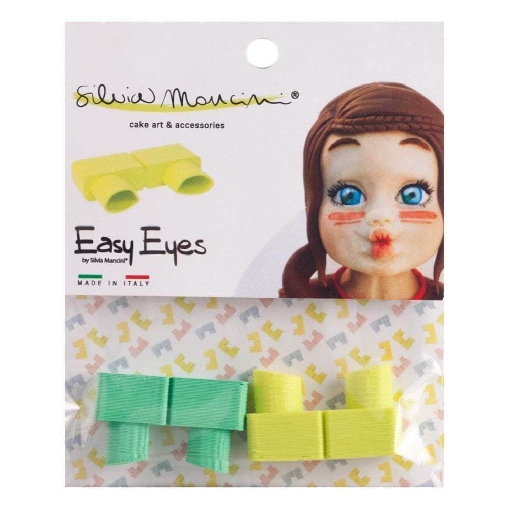 Silvia Mancini Easy Eye Tool -LITTLE GIRL Small And Large Set - Εργαλείο μάτια μικρό κορίτσι