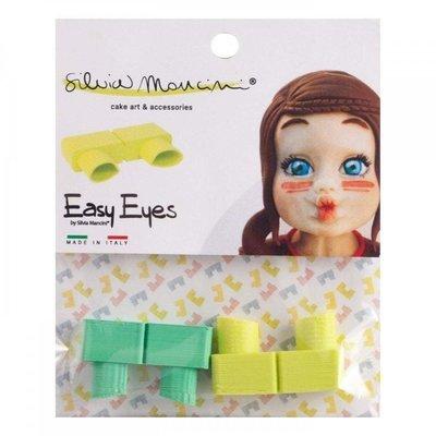 Silvia Mancini Easy Eye Tool -LITTLE GIRL Small And Large Set - Εργαλείο μάτια μικρό κορίτσι