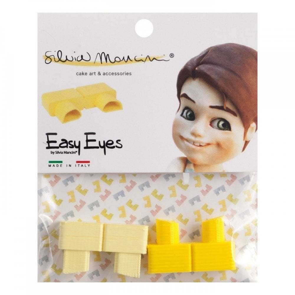 Silvia Mancini Easy Eye Tool -LITTLE BOY -Small And Large Set - Εργαλείο μάτια μικρό αγόρι