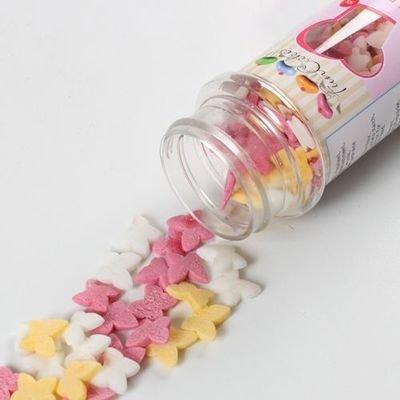 FunCakes Sprinkles -BUTTERFLY MIX 50γρ Κονφετί Πεταλουδίτσες