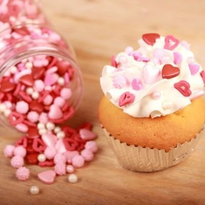 FunCakes Sprinkle Mix 180γρ -LOVE MEDLEY -Κονφετί της Αγάπης
