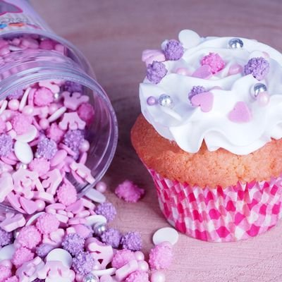 FunCakes Sprinkle Mix 180γρ -PRINCESS MEDLEY -Κονφετί της Πριγκίπισσας