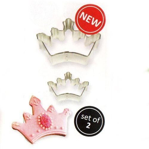 PME Cookie Cutters -Set of 2 -CROWNS -Κουπάτ Στέμμα 2 τεμ
