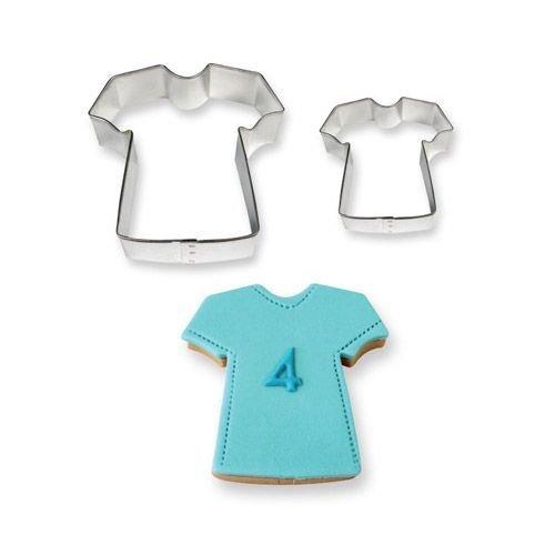 PME Cookie Cutters -Set of 2 -T-SHIRTS -Κουπάτ Μπλουζάκια 2 τεμ