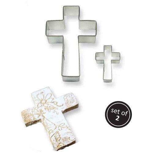 PME Cookie Cutters -Set of 2 -CROSSES -Κουπάτ Σταυρό 2 τεμ