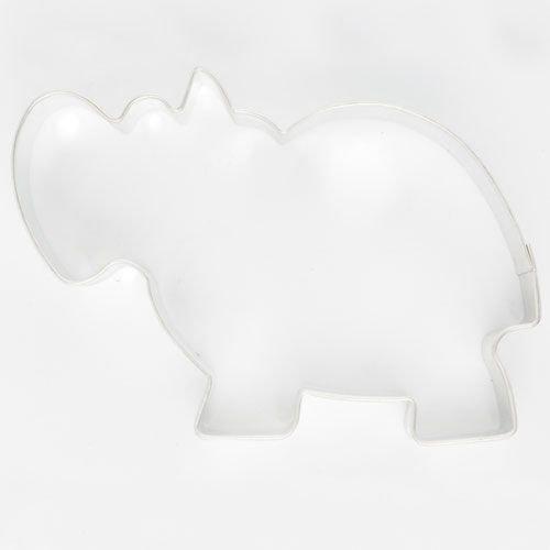 Cookie Cutter Hippopotamus 7.5cm - Κουπάτ Ιπποπόταμος - 7.5x6εκ