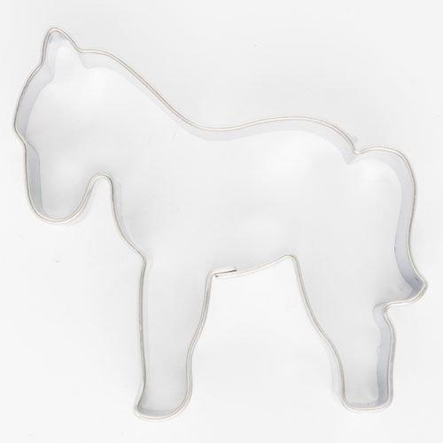 Cookie Cutter Horse 5.5cm - Κουπάτ Άλογο - 5.5x6εκ