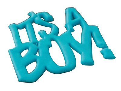 FMM Curved Words Cutter -'It's a Boy!' -Κουπάτ