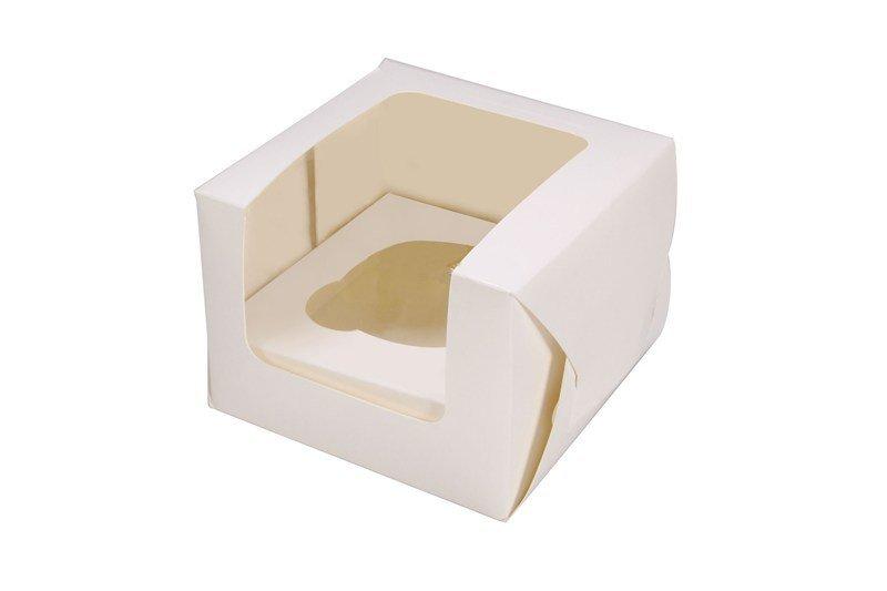 Box for 1 Cupcake/Muffin - Κουτί για 1 Καπκέϊκ/Μάφιν