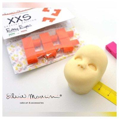 Silvia Mancini Easy Eye Tool -XXS Set of 3 - Εργαλείο μάτια πολύ μικρά 3τεμάχια