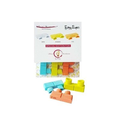 Silvia Mancini Easy Eye Tool for Sweet Revolutions by Domy Moulds -MAN, WOAMN & KID - Εργαλείο μάτια άντρας γυναίκα παιδί