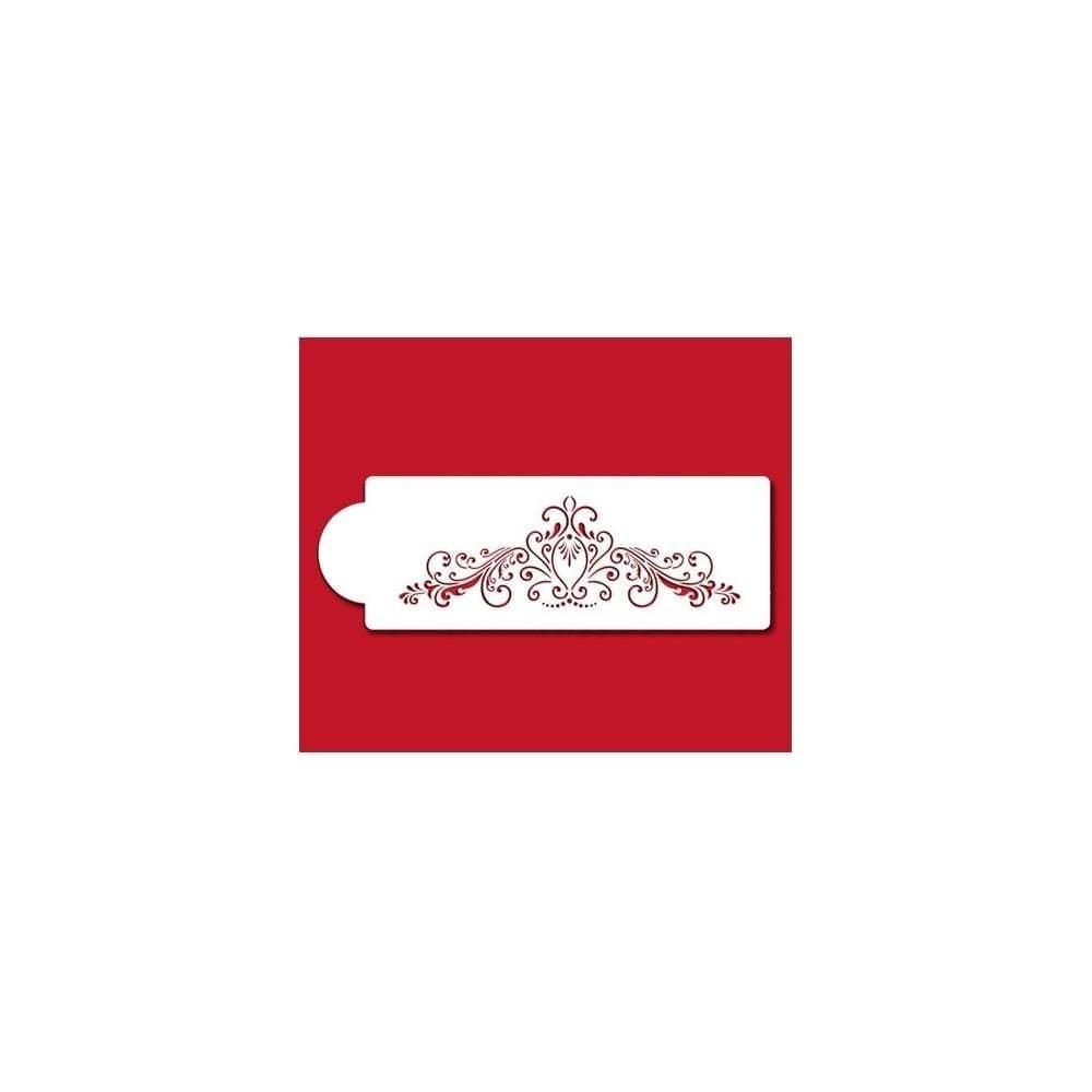 Designer Stencils -Small Princess Lace