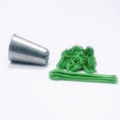 JEM Nozzle Grass/Hair MEDIUM No.234 -Μύτη Κορνέ Μεσαία Χορτάρι/Μαλλιά