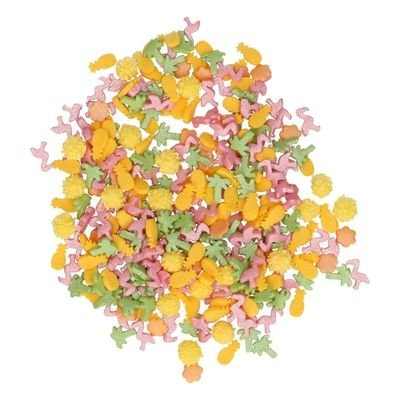FunCakes Sprinkle Mix -Tropical Medley 180g