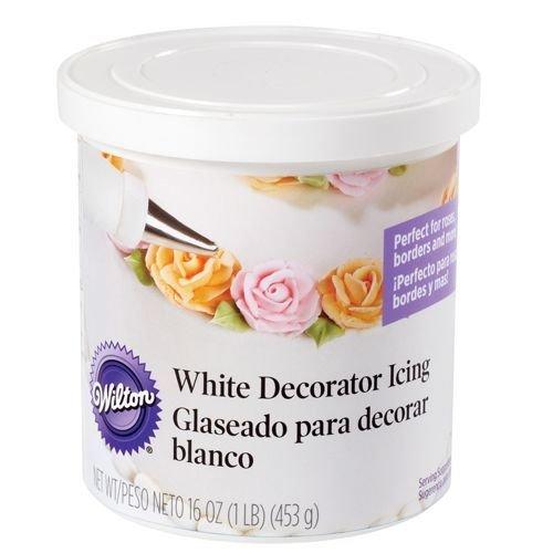 Wilton EU Decorator Icing White 450g