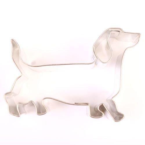 SALE!!! Cookie Cutter Dog Dachshund 7cm - Κουπάτ Σκυλάκι Λουκάνικο - 7x5εκ