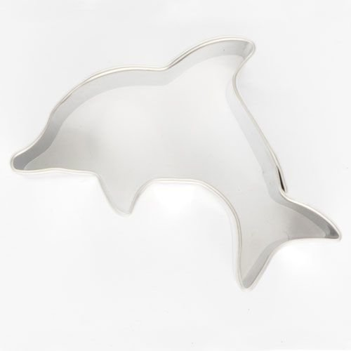 Cookie Cutter Dolphin 7cm - Κουπάτ Δελφίνι - 7x5εκ