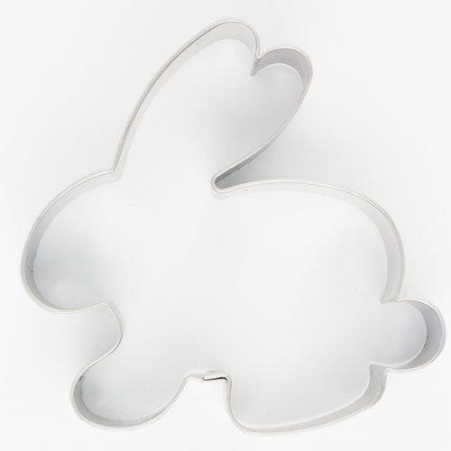 Cookie Cutter Hare/Bunny Rabbit 6cm - Κουπάτ Λαγός/Κουνέλι - 6x6.5εκ