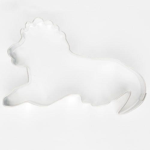 SALE!!! Cookie Cutter Lion 9cm - Κουπάτ Λιοντάρι - 9x5.5εκ