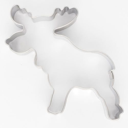 Cookie Cutter Moose 6cm - Κουπάτ Άλκη (Αμερικάνικο Ελάφι) - 7x5εκ