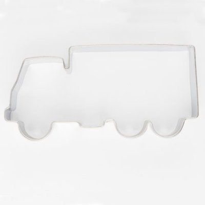 Cookie Cutter Truck 8cm - Κουπάτ Φορτηγό - 8x4εκ
