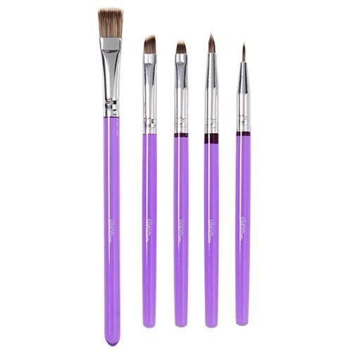 Wilton Decorating Brush Set με 5 βουρτσάκια διακόσμησης