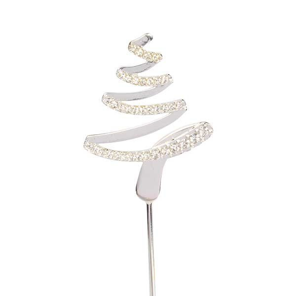 SALE!!! Cake Star Topper Diamante -TREE -Τόπερ με Διαμαντάκια -Χριστουγεννιάτικο Δέντρο