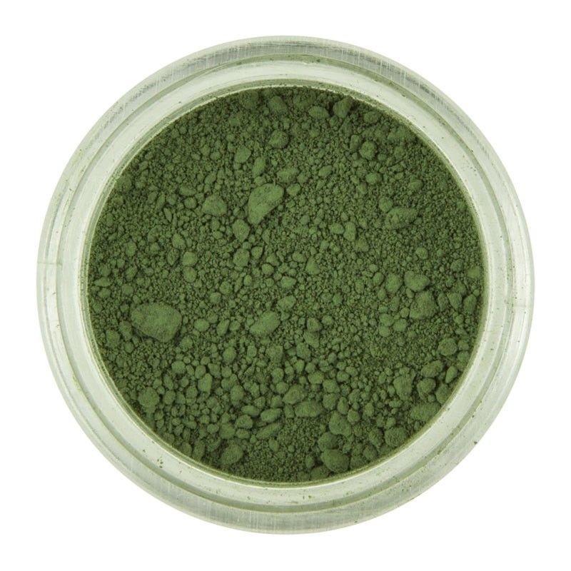 Rainbow Dust - Edible Dust Matt Moss Green - Βρώσιμη Σκόνη Ματ Πράσινο Βρύο