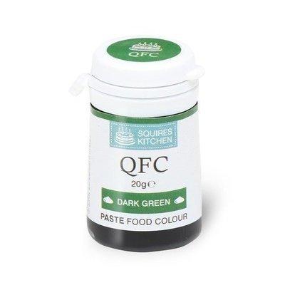 SALE!!! Squires Kitchen Paste Food Colours  -DARK GREEN -χρώμα πάστα σκούρο πράσινο 20γρ ΑΝΑΛΩΣΗ ΚΑΤΑ ΠΡΟΤΙΜΗΣΗ 05/2022