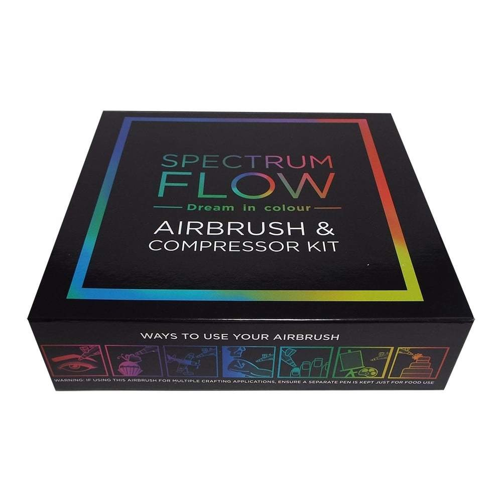 Spectrum Flow Airbrush  -Αερογράφος 2