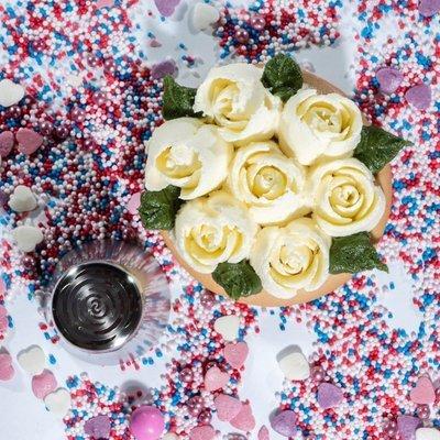 Sugar and Crumbs Nifty Nozzle -BEAUTY μύτη κορνέ 4x2,5εκ