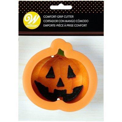 Wilton Grippy Cutters -Pumpkin 11cm -Κουπάντ ΚΟΛΟΚΥΘΑ με λαβή σιλικόνης 11εκ