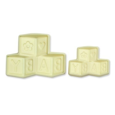JEM Pop It Mould BUILDING BLOCKS -Καλούπι Τουβλάκια 2 τεμ