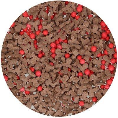 FunCakes Sprinkles -REINDEERS 55γρ Κονφετί Ταρανδάκια