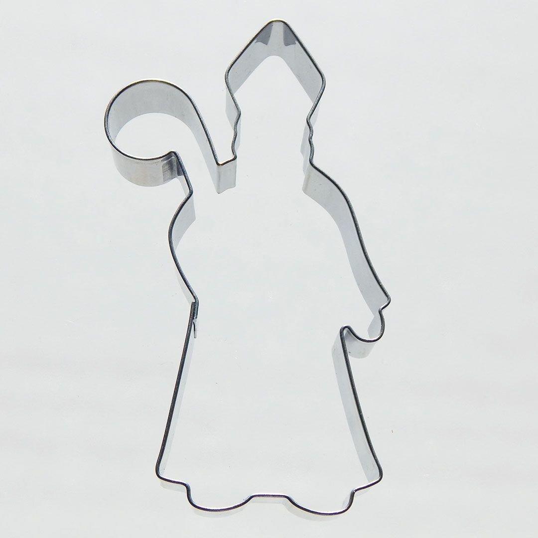 Cookie Cutter Bishop 10cm -  Κουπάτ Επίσκοπος - 10x4.5εκ
