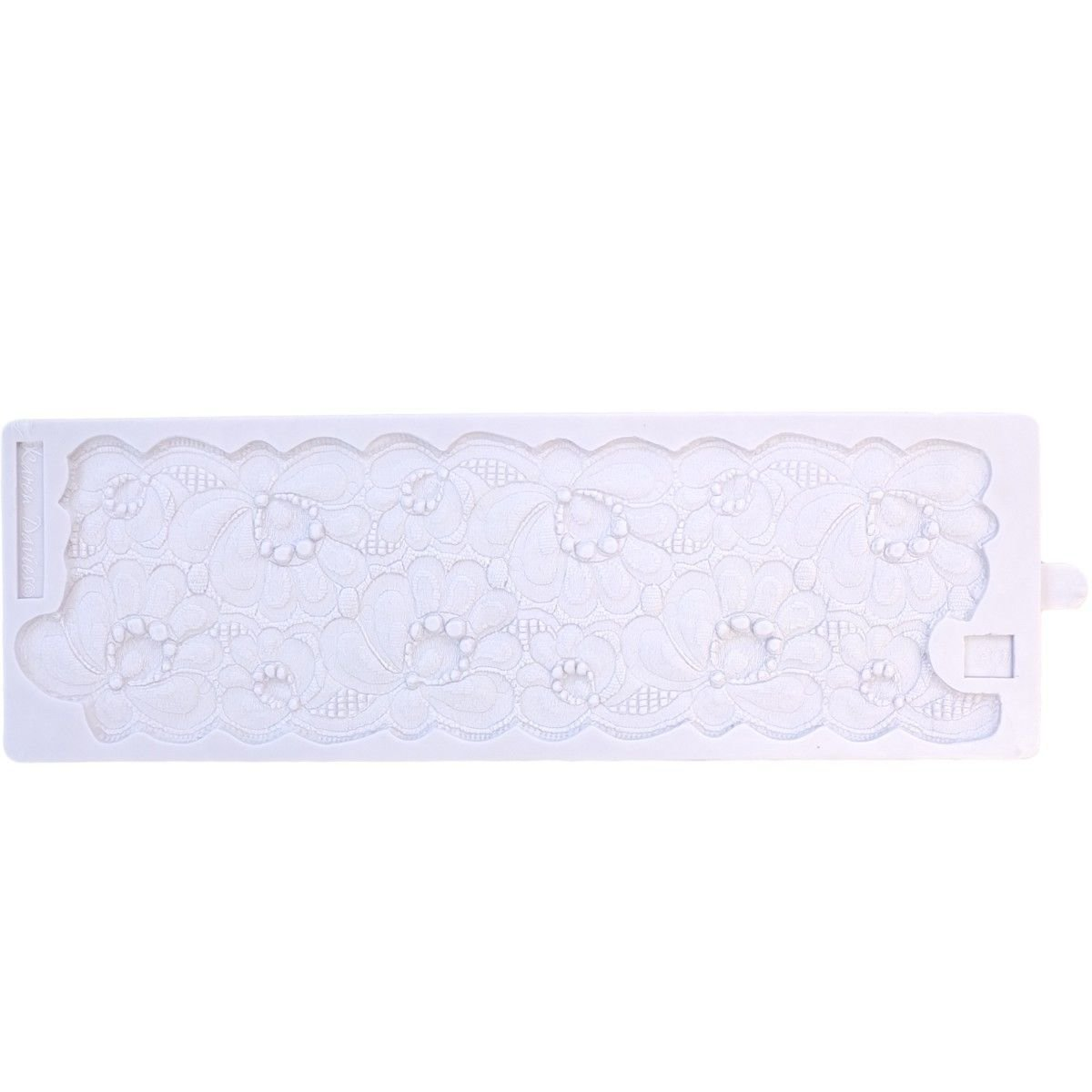 Karen Davies -Silicone Mould -Amy Lace - Δαντέλα Amy Καλούπι