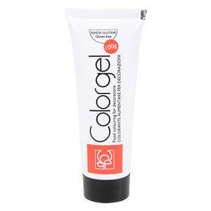 #Modecor Color Gel 100γρ Χρώμα Πάστα -BLACK -ΜΑΥΡΟ