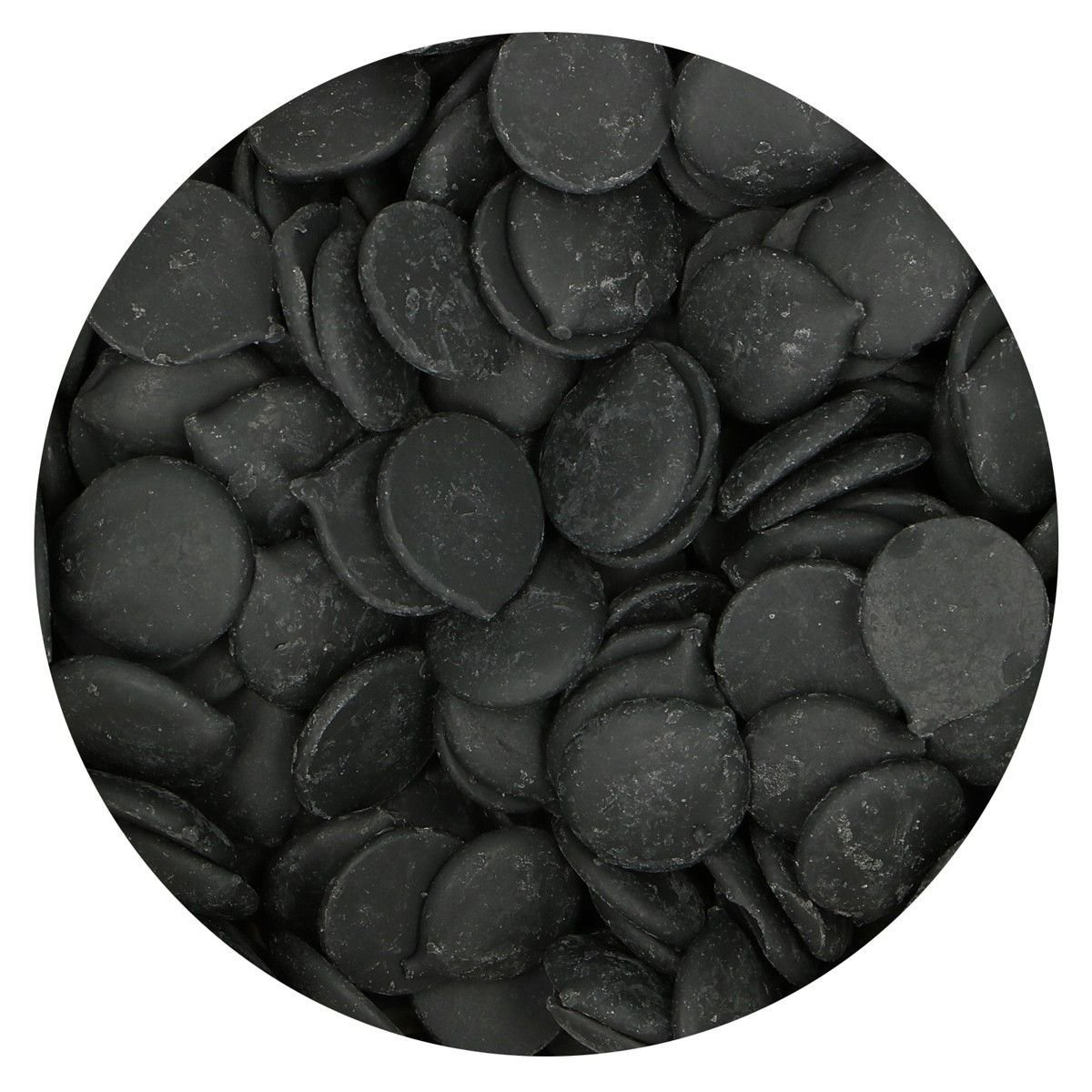 FunCakes Deco Melts -BLACK -Μαύρη 250γρ