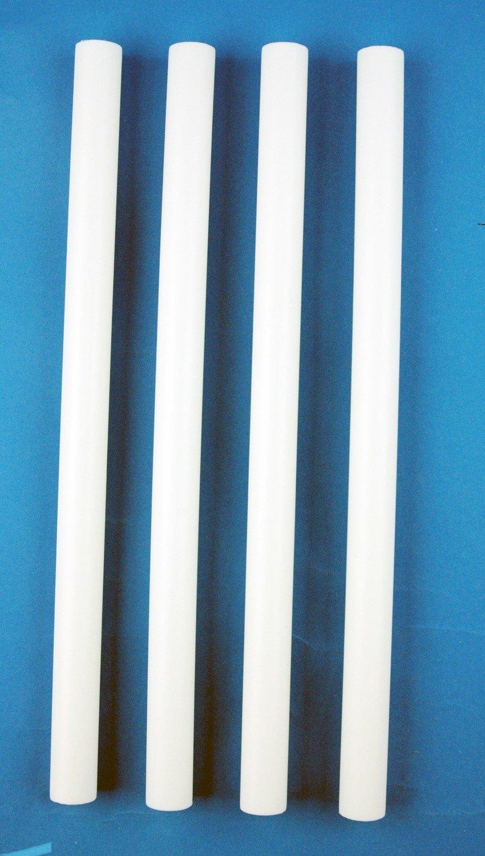 PME Dowels -Plastic Hollow Rods 30cm -Κούφιοι Πλαστικοί Πείροι/Κολώνες Στήριξης 4 τεμ