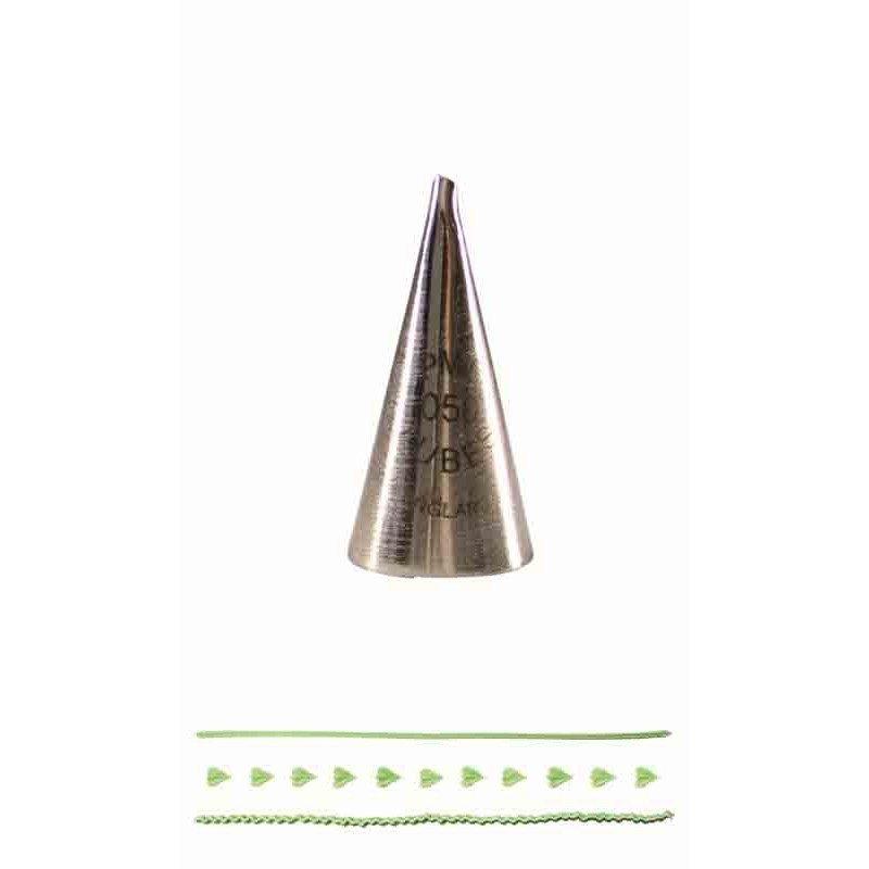 PME Nozzle -LEAF -SMALL -Μύτη Κορνέ Μικρό Φύλλο No.50
