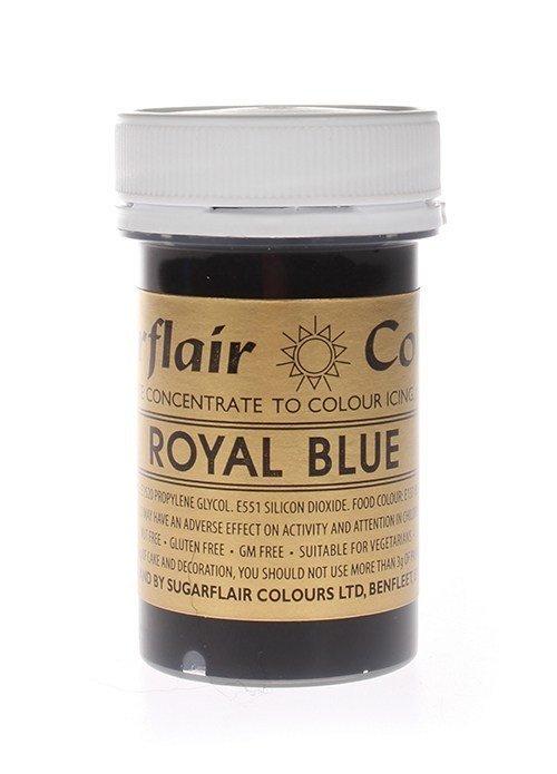 Sugarflair Paste Colours -ROYAL BLUE -Χρώμα Πάστα -Βασιλικό Μπλε