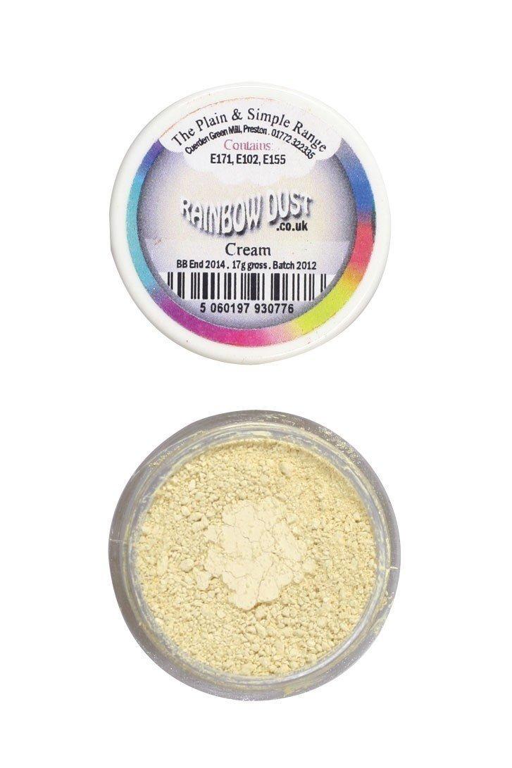 Rainbow Dust - Edible Dust Matt Cream - Βρώσιμη Σκόνη Ματ Κρεμ